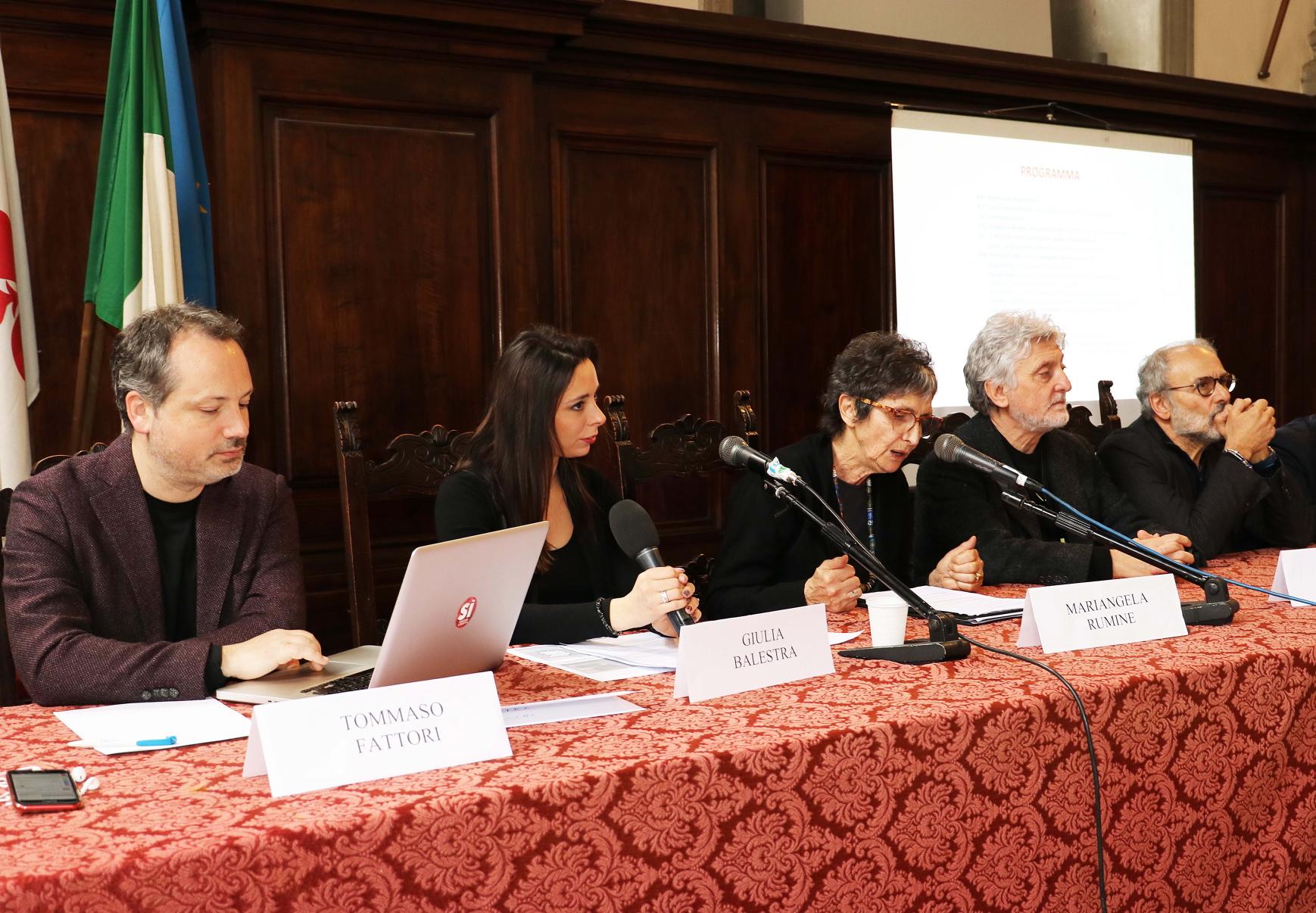 Tavolo Giulia Balestra